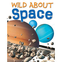 Wild About Space by Becklake, Sue- Hardback
