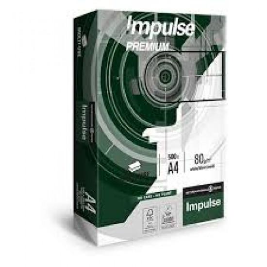 Impulse A4 Copy Paper 80 GSM 500 Sheets