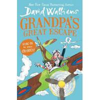 Grandpa's Great Escape by Walliams, David-Hardback