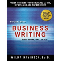 Business Writing by Davidson, Wilma-Paperback
