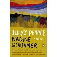 July's People by Gordimer, Nadine-Paperback