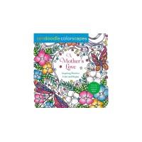 A Mother's Love (Zendoodle Colorscapes) by Muller, Deborah