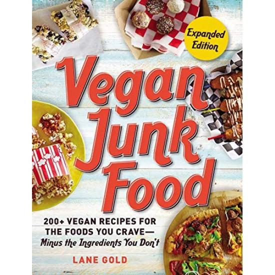 Vegan Junk Food by Gold, Lane