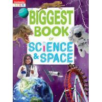 Biggest Book of Science & Space (Kidsbooks STEM)