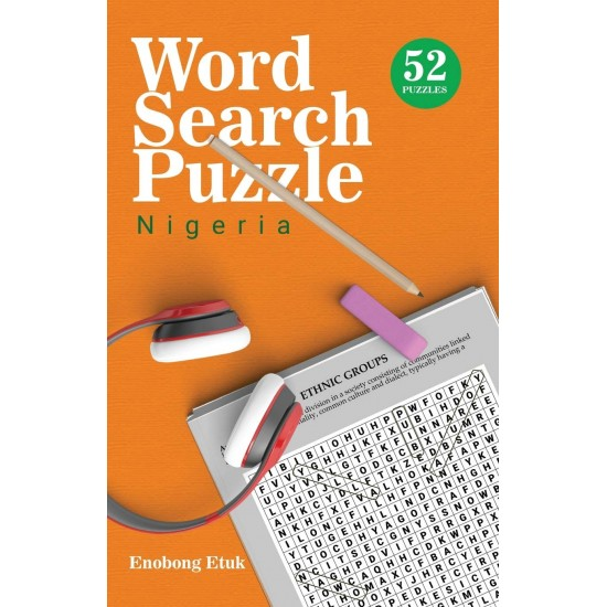 Word Search Puzzle Nigeria by Enobong Etuk