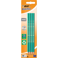 BIC Ecolutions Evolution 650 HB Pencil (Pack of 4)