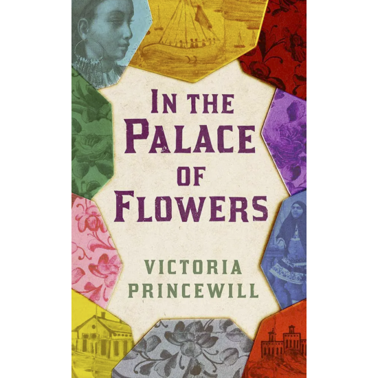 In The Palace of Flowers Paperback By Victoria Princewill- Paperback