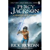 Percy Jackson and the Lightning Thief (Book 1 Graphic Novel ) by Rick Riordan