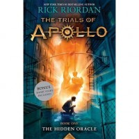 The Trials of Apollo: The Hidden oracle (Book 1) by Rick Riordan- Paperback