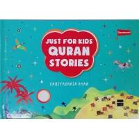 Just for Kids Quran Stories - Hardback