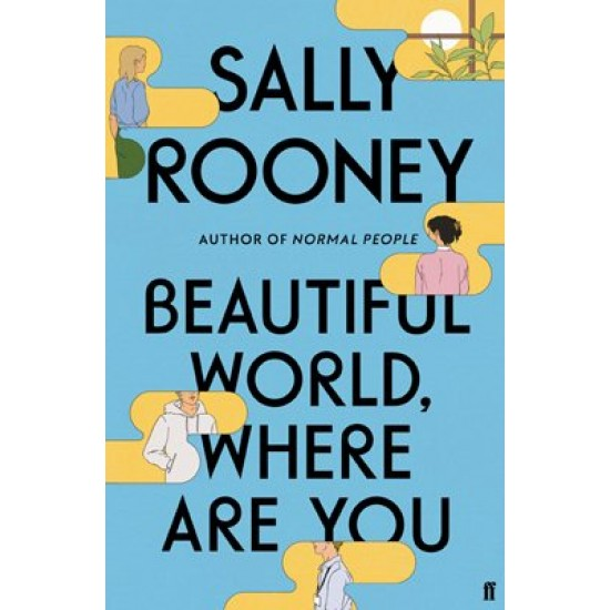 Beautiful World, Where Are You by Sally Rooney - Hardback