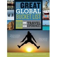 The Great Global Bucket List by Robin Esrock- Paperback