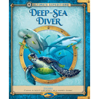 Deep-Sea Diver (Ultimate Expeditions) by Perry, Phyllis-Hardback