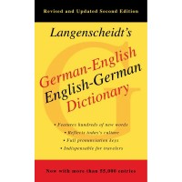German-English Dictionary (2nd Edition)