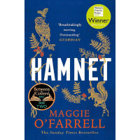 Hamnet by Maggie O'Farrell : WINNER OF THE WOMEN'S PRIZE FOR FICTION 2020- Paperback
