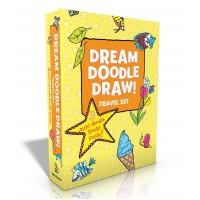 Dream Doodle Draw! Travel Set by Little Simon
