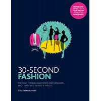 Fashion (30-Second) by Arnold, Rebecca (Edt)