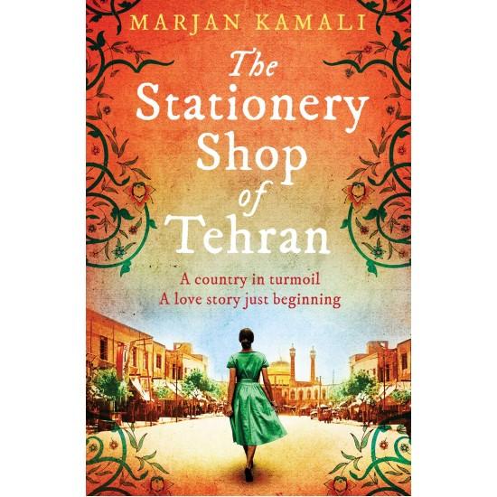 The Stationery Shop of Tehran by Marjan Kamali-Paperback