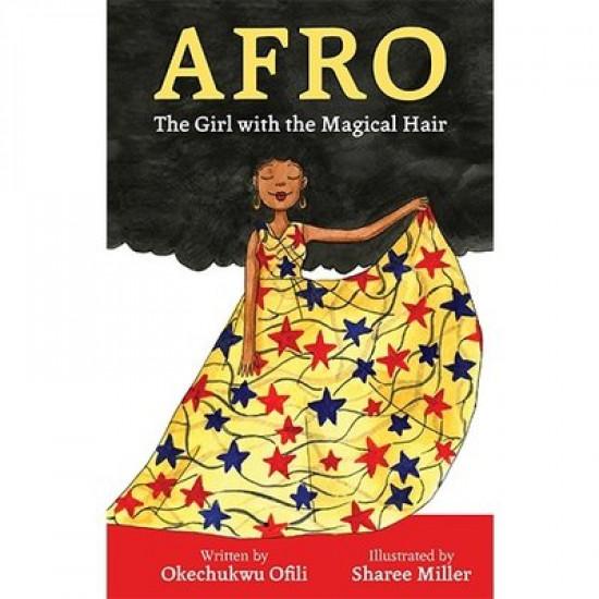 Afro by Okechukwu Ofili