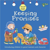 Keeping Promises: Good Manners and Character (Akhlaaq Building Series) by Ali-Gator