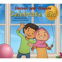 Hassan and Aneesa Celebrate Eid by Yasmeen Rahim