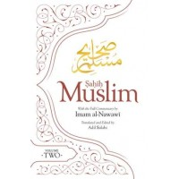 SAHIH MUSLIM (VOLUME 2) WITH THE FULL COMMENTARY BY IMAM NAWAWI