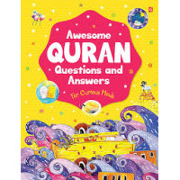 Awesome Quran Questions and Answers by  Saniyasnain Khan (Hardback)