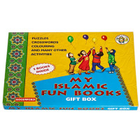 My Islamic Fun Books Gift Box (Five Paperback Books )