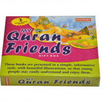 My Quran Friends Gift Box (2 Hard Bound books)