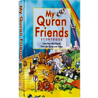My Quran Friends Storybook- HB