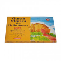 My Quran Stories for Little Hearts Gift Box-2 (Six Paperback Books)