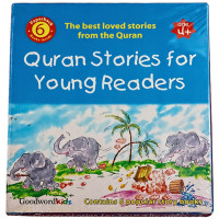 My Quran Stories for Young Readers (Six Paper Back Books)