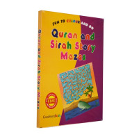 My Quran Story Mazes (Five Maze Books) Gift Box-2