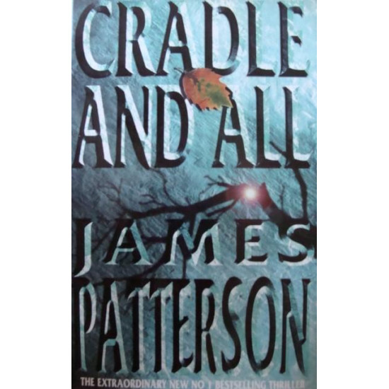 James Patterson Cradle And All - HB