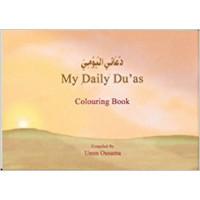 My Daily Dua (Colouring Book)