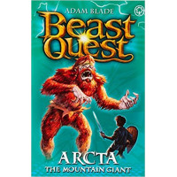 Beast Quest: 3: Arcta the Mountain Giant by Adam Blade