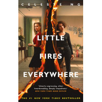 Little Fires Everywhere Paperback by Celeste Ng