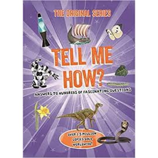 Tell me How?  by  Octopus Books