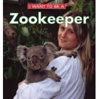 I Want to Be a Zookeeper by Liebman, Dan