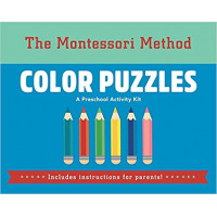 Color Puzzles (The Montessori Method)