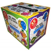 All New Mr. Men Little Miss Story Collection 35 Books Box Set