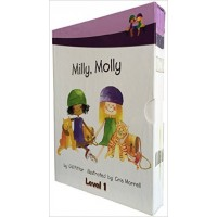 Children Early Reader Milly Molly Level 1 (10 Books Collection Set)