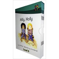 Children Early Reader Milly Molly Level 6 (10 Books Collection Set)