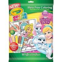 Crayola Colour Wonder Disney Princess Palace Pets Colouring Book