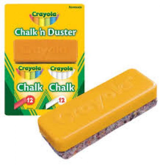 Chalk n Duster by Crayola