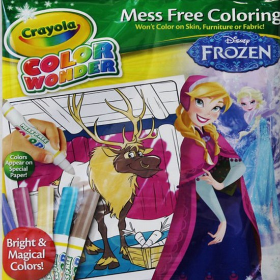 Color Wonder Disney- Frozen