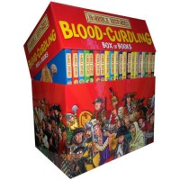 Horrible Histories Collection Blood Curdling 20 Books Box Set