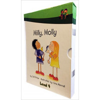 Children Early Reader Milly Molly Level 4 (10 Books Collection Set)