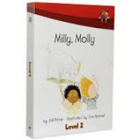 Children Early Reader Milly Molly Level 2 (10 books Set)