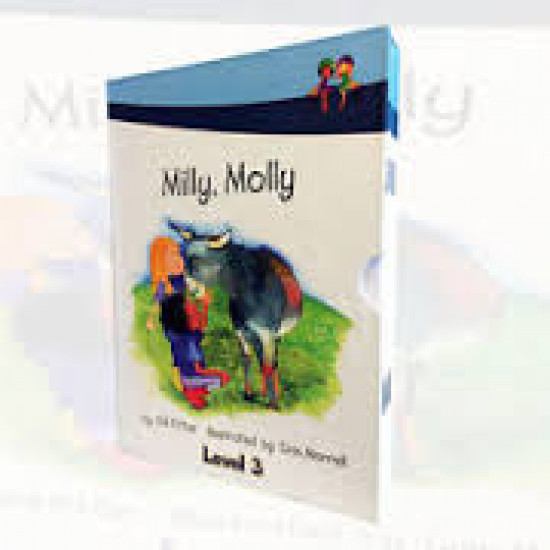 Children Early Reader Milly Molly Level 3 (10 Books Collection Set)